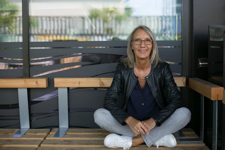 Eigenlebende Sabine Schulte